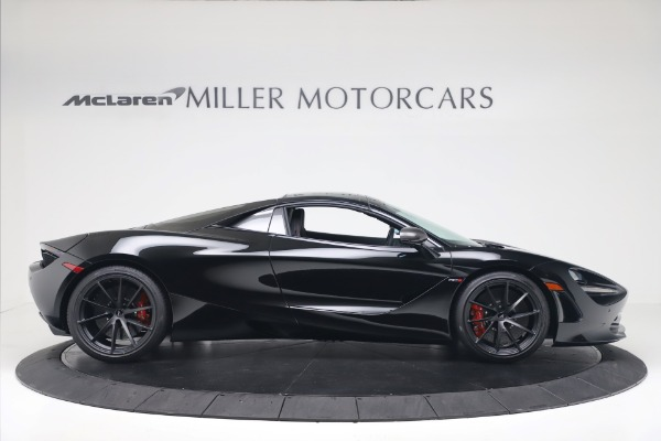 New 2020 McLaren 720S Spider Convertible for sale $383,090 at Bugatti of Greenwich in Greenwich CT 06830 17