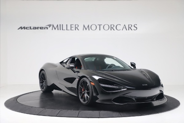 New 2020 McLaren 720S Spider Convertible for sale $383,090 at Bugatti of Greenwich in Greenwich CT 06830 18