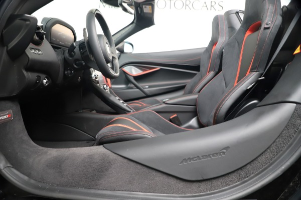 New 2020 McLaren 720S Spider Convertible for sale $383,090 at Bugatti of Greenwich in Greenwich CT 06830 24