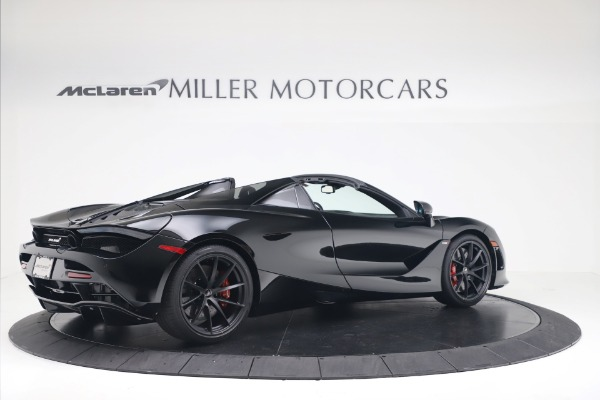 New 2020 McLaren 720S Spider Convertible for sale $383,090 at Bugatti of Greenwich in Greenwich CT 06830 7