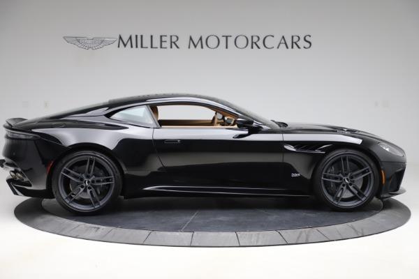 New 2019 Aston Martin DBS Superleggera Coupe for sale $336,406 at Bugatti of Greenwich in Greenwich CT 06830 10