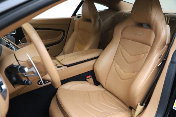 New 2019 Aston Martin DBS Superleggera Coupe for sale $336,406 at Bugatti of Greenwich in Greenwich CT 06830 15