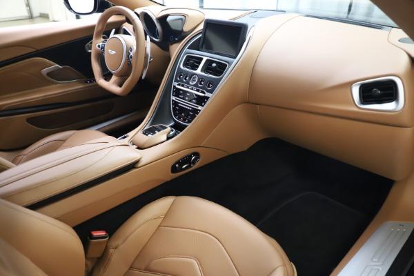New 2019 Aston Martin DBS Superleggera Coupe for sale $336,406 at Bugatti of Greenwich in Greenwich CT 06830 18