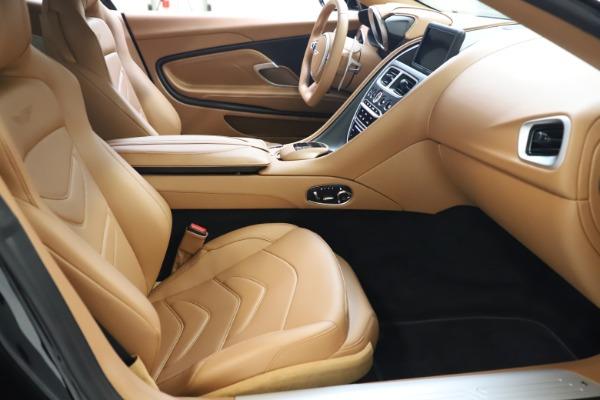New 2019 Aston Martin DBS Superleggera Coupe for sale $336,406 at Bugatti of Greenwich in Greenwich CT 06830 19