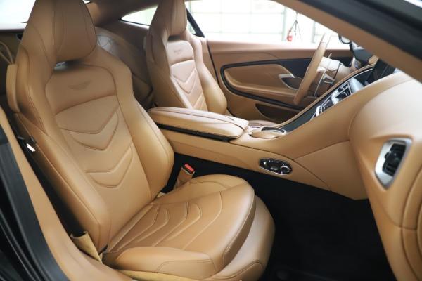 New 2019 Aston Martin DBS Superleggera Coupe for sale $336,406 at Bugatti of Greenwich in Greenwich CT 06830 20