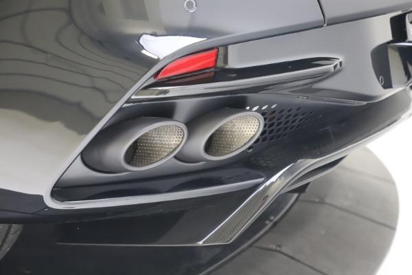 New 2019 Aston Martin DBS Superleggera Coupe for sale $336,406 at Bugatti of Greenwich in Greenwich CT 06830 21