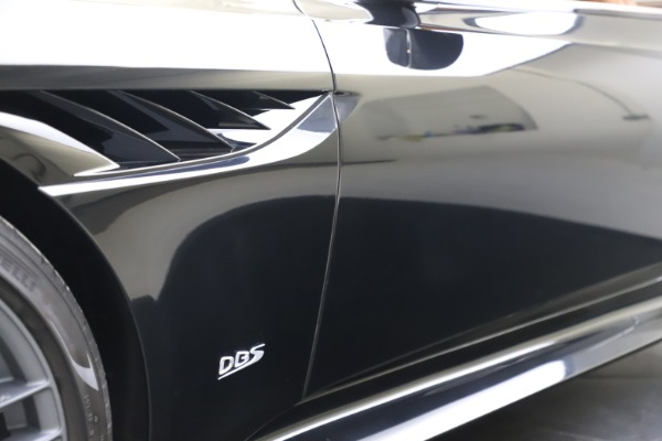 New 2019 Aston Martin DBS Superleggera Coupe for sale $336,406 at Bugatti of Greenwich in Greenwich CT 06830 23