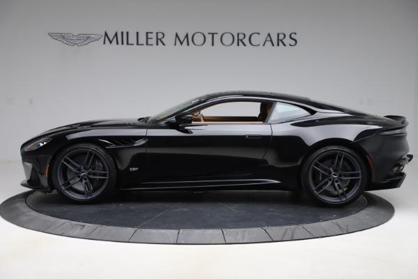 New 2019 Aston Martin DBS Superleggera Coupe for sale $336,406 at Bugatti of Greenwich in Greenwich CT 06830 4