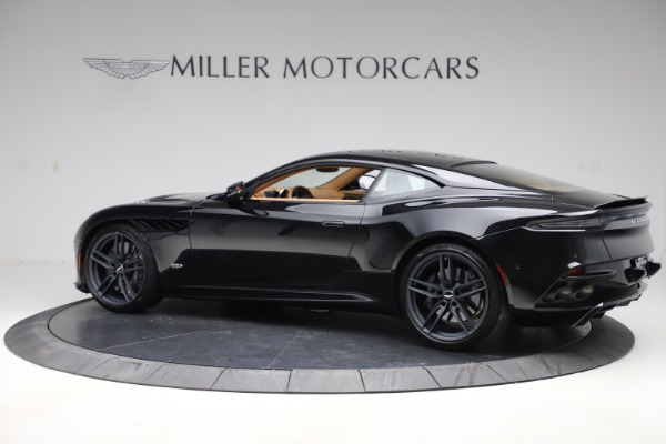 New 2019 Aston Martin DBS Superleggera Coupe for sale $336,406 at Bugatti of Greenwich in Greenwich CT 06830 5