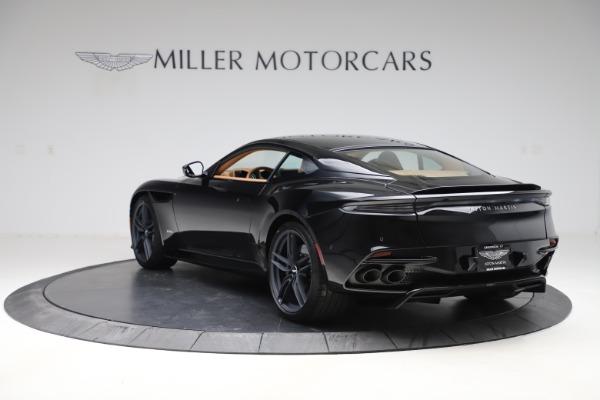 New 2019 Aston Martin DBS Superleggera Coupe for sale $336,406 at Bugatti of Greenwich in Greenwich CT 06830 6