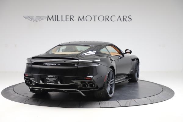 New 2019 Aston Martin DBS Superleggera Coupe for sale $336,406 at Bugatti of Greenwich in Greenwich CT 06830 8