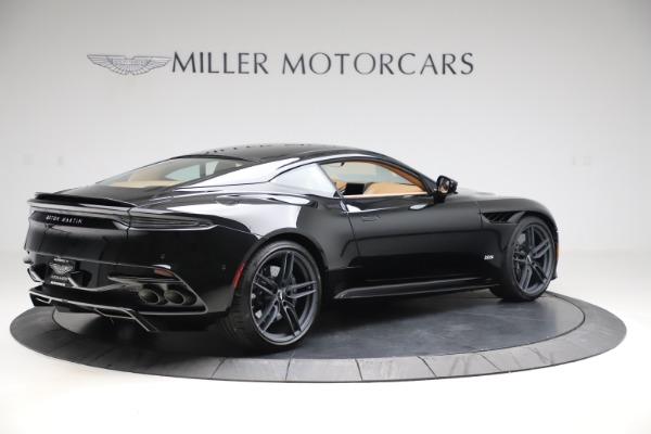 New 2019 Aston Martin DBS Superleggera Coupe for sale $336,406 at Bugatti of Greenwich in Greenwich CT 06830 9