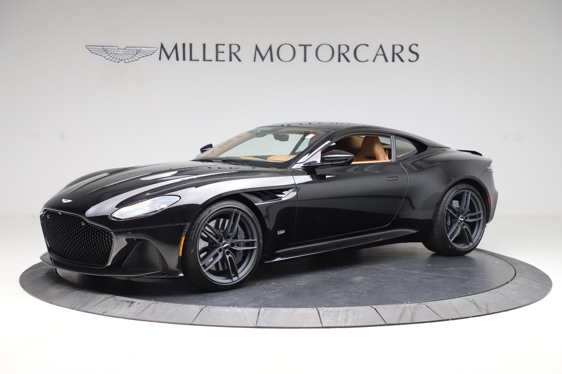 New 2019 Aston Martin DBS Superleggera Coupe for sale $336,406 at Bugatti of Greenwich in Greenwich CT 06830 1