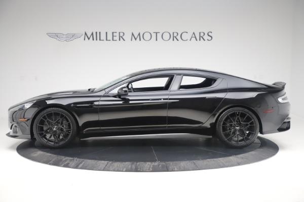 New 2019 Aston Martin Rapide AMR Sedan for sale Sold at Bugatti of Greenwich in Greenwich CT 06830 2