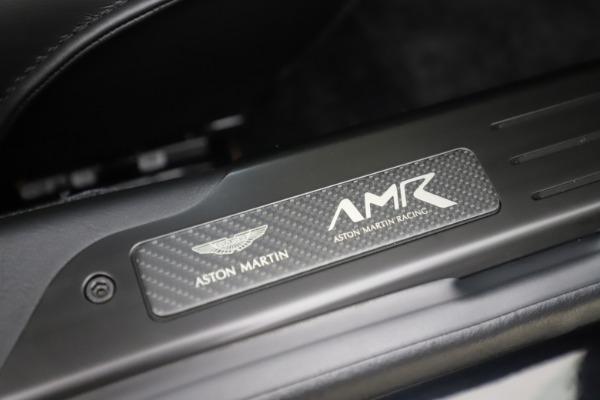 New 2019 Aston Martin Rapide AMR Sedan for sale Sold at Bugatti of Greenwich in Greenwich CT 06830 20