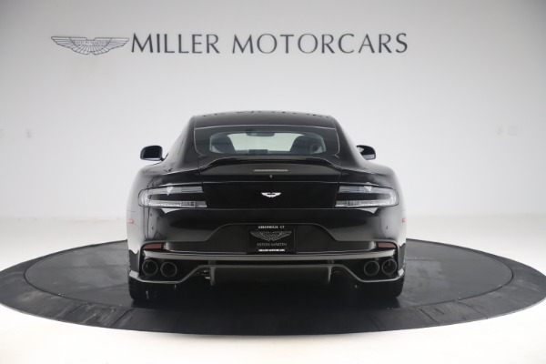New 2019 Aston Martin Rapide AMR Sedan for sale Sold at Bugatti of Greenwich in Greenwich CT 06830 5
