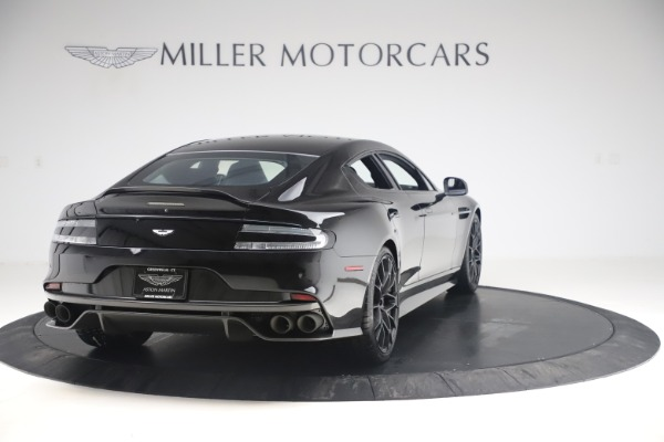 New 2019 Aston Martin Rapide AMR Sedan for sale Sold at Bugatti of Greenwich in Greenwich CT 06830 6
