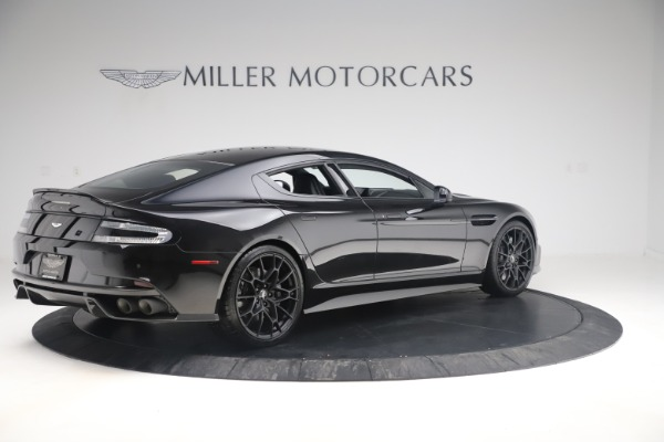 New 2019 Aston Martin Rapide AMR Sedan for sale Sold at Bugatti of Greenwich in Greenwich CT 06830 7