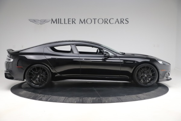 New 2019 Aston Martin Rapide AMR Sedan for sale Sold at Bugatti of Greenwich in Greenwich CT 06830 8