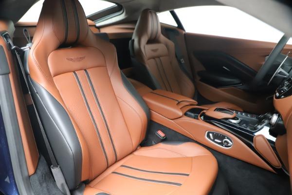New 2020 Aston Martin Vantage Coupe for sale Sold at Bugatti of Greenwich in Greenwich CT 06830 21
