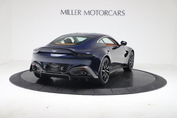 New 2020 Aston Martin Vantage Coupe for sale Sold at Bugatti of Greenwich in Greenwich CT 06830 8