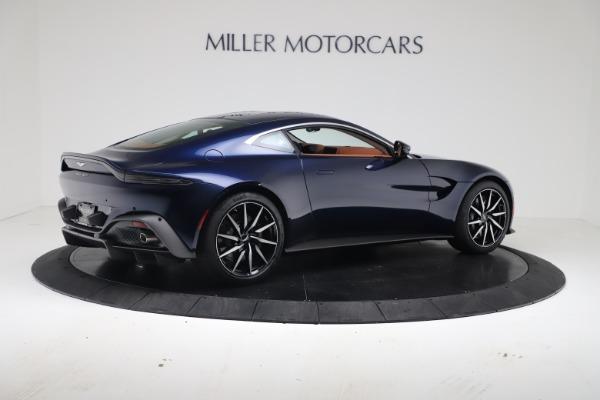 New 2020 Aston Martin Vantage Coupe for sale Sold at Bugatti of Greenwich in Greenwich CT 06830 9