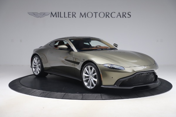 New 2020 Aston Martin Vantage Coupe for sale $180,450 at Bugatti of Greenwich in Greenwich CT 06830 10