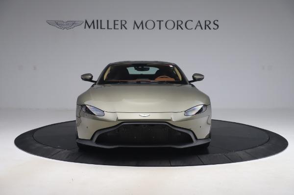 New 2020 Aston Martin Vantage Coupe for sale $180,450 at Bugatti of Greenwich in Greenwich CT 06830 11