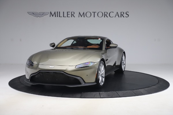 New 2020 Aston Martin Vantage Coupe for sale $180,450 at Bugatti of Greenwich in Greenwich CT 06830 12