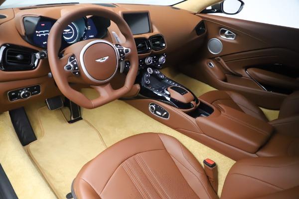 New 2020 Aston Martin Vantage Coupe for sale $180,450 at Bugatti of Greenwich in Greenwich CT 06830 13