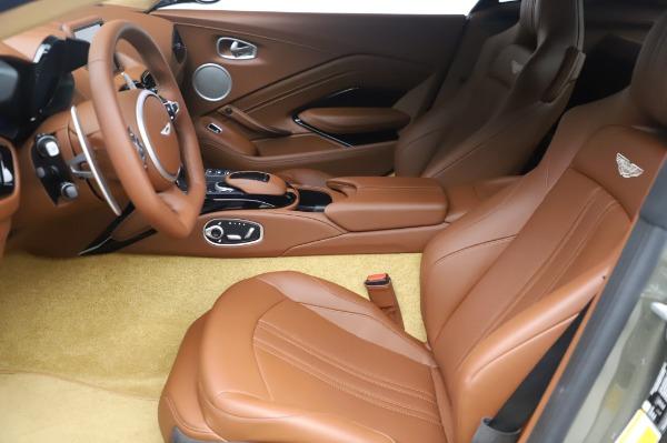 New 2020 Aston Martin Vantage Coupe for sale $180,450 at Bugatti of Greenwich in Greenwich CT 06830 14
