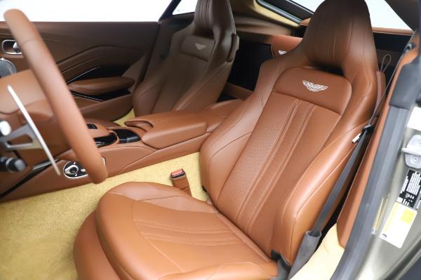 New 2020 Aston Martin Vantage Coupe for sale $180,450 at Bugatti of Greenwich in Greenwich CT 06830 15