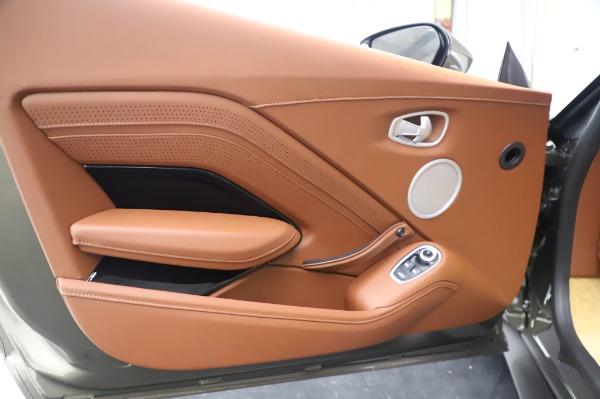 New 2020 Aston Martin Vantage Coupe for sale $180,450 at Bugatti of Greenwich in Greenwich CT 06830 16