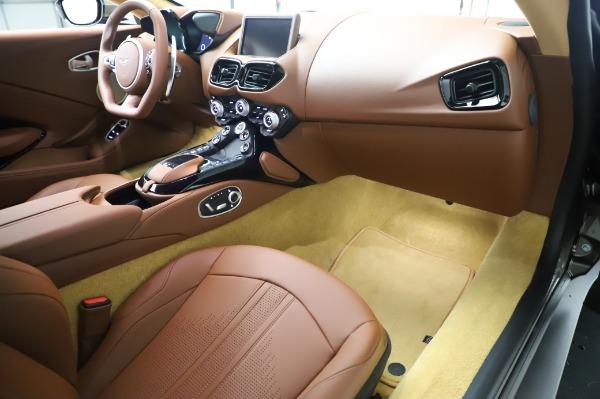 New 2020 Aston Martin Vantage Coupe for sale $180,450 at Bugatti of Greenwich in Greenwich CT 06830 18