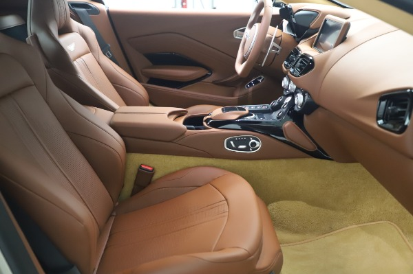 New 2020 Aston Martin Vantage Coupe for sale $180,450 at Bugatti of Greenwich in Greenwich CT 06830 19
