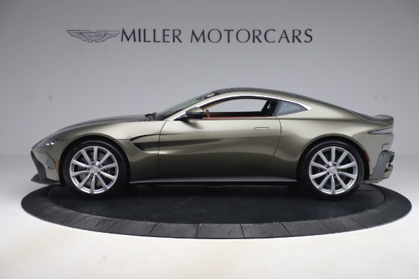 New 2020 Aston Martin Vantage Coupe for sale $180,450 at Bugatti of Greenwich in Greenwich CT 06830 2