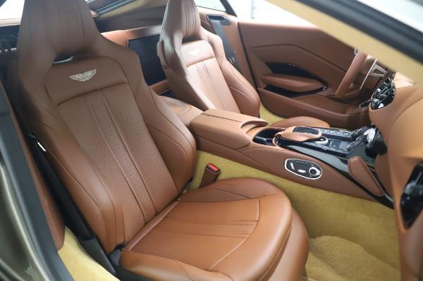 New 2020 Aston Martin Vantage Coupe for sale $180,450 at Bugatti of Greenwich in Greenwich CT 06830 20
