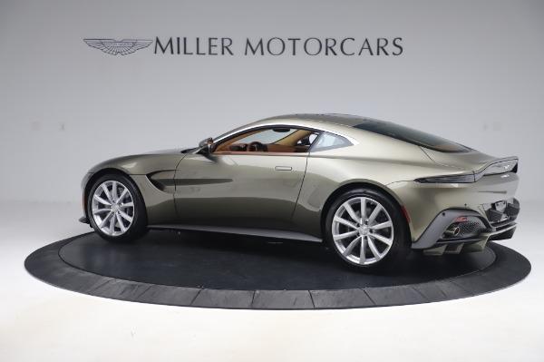 New 2020 Aston Martin Vantage Coupe for sale $180,450 at Bugatti of Greenwich in Greenwich CT 06830 3