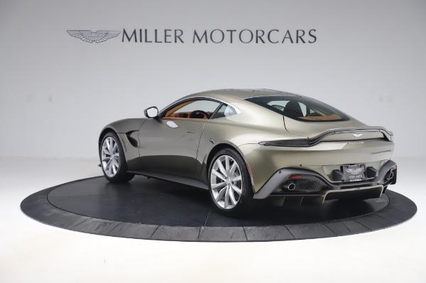 New 2020 Aston Martin Vantage Coupe for sale $180,450 at Bugatti of Greenwich in Greenwich CT 06830 4