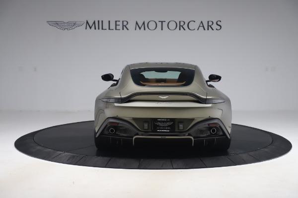 New 2020 Aston Martin Vantage Coupe for sale $180,450 at Bugatti of Greenwich in Greenwich CT 06830 5