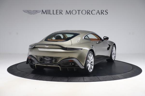 New 2020 Aston Martin Vantage Coupe for sale $180,450 at Bugatti of Greenwich in Greenwich CT 06830 6