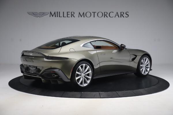 New 2020 Aston Martin Vantage Coupe for sale $180,450 at Bugatti of Greenwich in Greenwich CT 06830 7