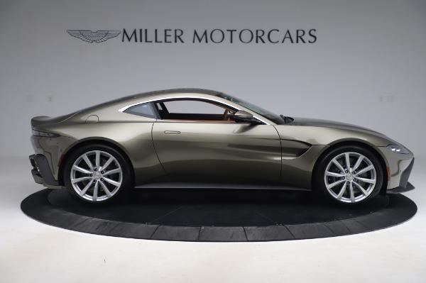 New 2020 Aston Martin Vantage Coupe for sale $180,450 at Bugatti of Greenwich in Greenwich CT 06830 8