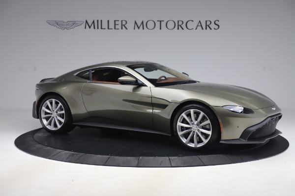 New 2020 Aston Martin Vantage Coupe for sale $180,450 at Bugatti of Greenwich in Greenwich CT 06830 9