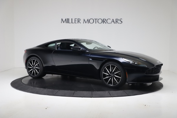 New 2020 Aston Martin DB11 V8 Coupe for sale $237,996 at Bugatti of Greenwich in Greenwich CT 06830 10