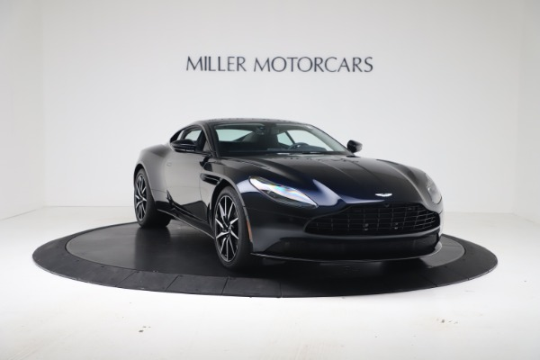 New 2020 Aston Martin DB11 V8 Coupe for sale $237,996 at Bugatti of Greenwich in Greenwich CT 06830 11