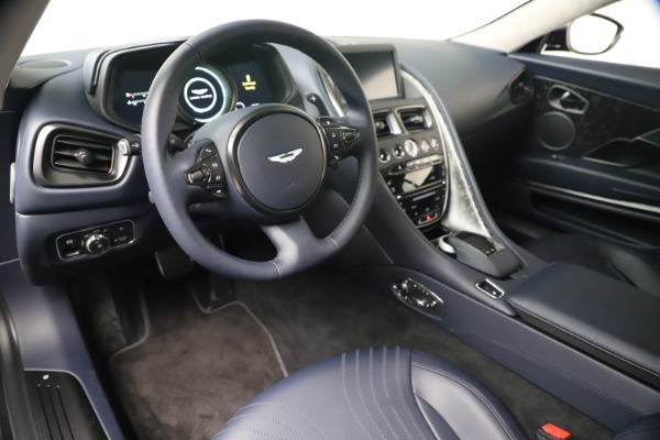 New 2020 Aston Martin DB11 V8 Coupe for sale $237,996 at Bugatti of Greenwich in Greenwich CT 06830 14