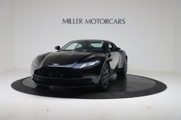 New 2020 Aston Martin DB11 V8 Coupe for sale $237,996 at Bugatti of Greenwich in Greenwich CT 06830 2