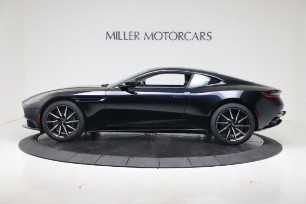 New 2020 Aston Martin DB11 V8 Coupe for sale $237,996 at Bugatti of Greenwich in Greenwich CT 06830 3