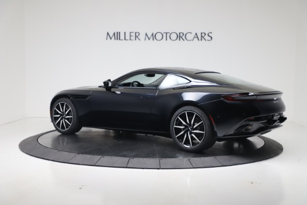 New 2020 Aston Martin DB11 V8 Coupe for sale $237,996 at Bugatti of Greenwich in Greenwich CT 06830 4